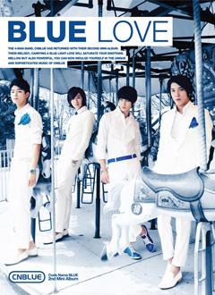 CNBLUE – Bluelove – YAM Magazine