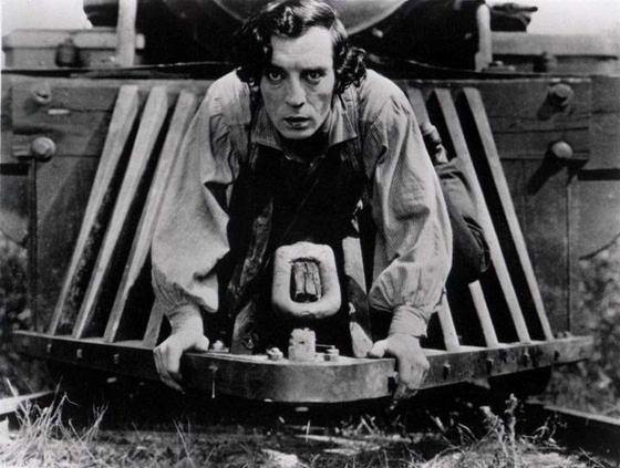 a review of the general a movie by buster keaton A review of the silent clyde bruckman-buster keaton civil war comedy classic movie the general (1926) on basementrejectscom.