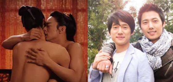 Sex in korean drama