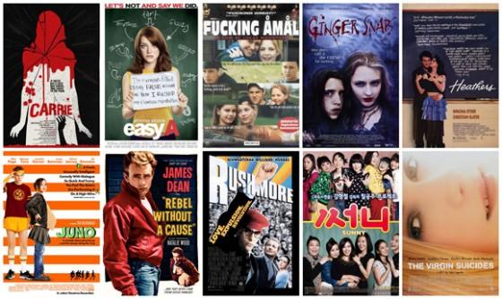 High movie school top