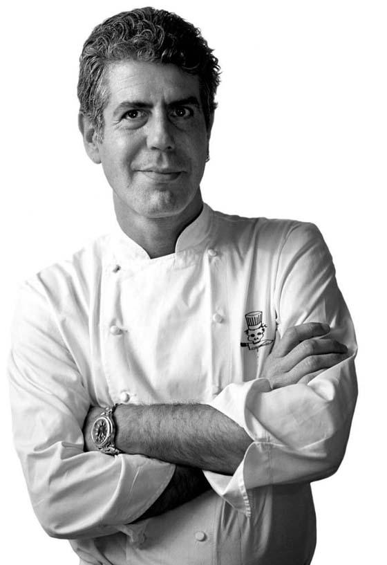 Anthony Bourdain S Favourite New York Restaurants