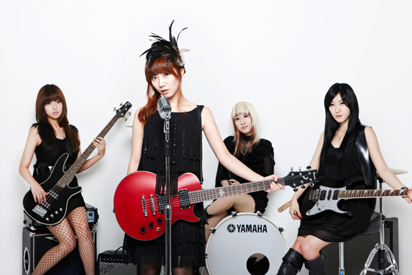 girls amp guitars kgirls rocking the hallyu wave � yam