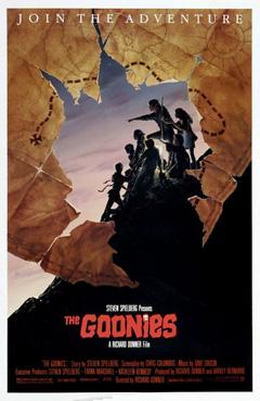 Goonies release date in Melbourne
