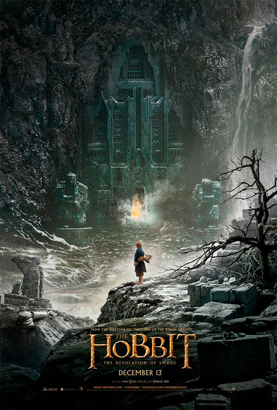 thehobbit2-firstposter