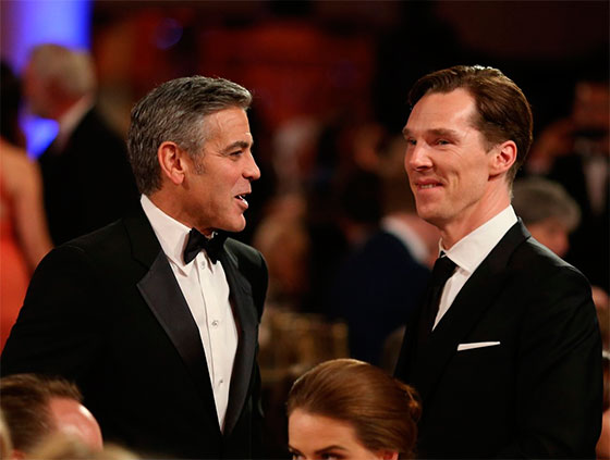 georgeclooney-benedictcumberbatch