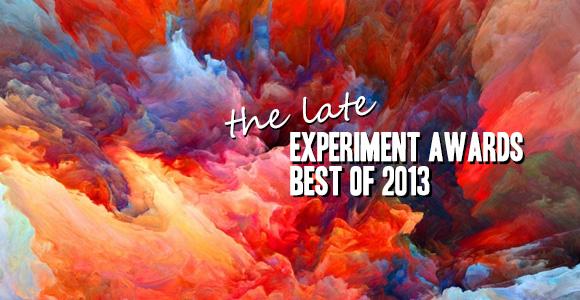 experiment-awards-2013