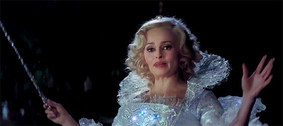 Disney's Cinderella ... Helena Bonham Carter