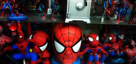 spiderman-merch