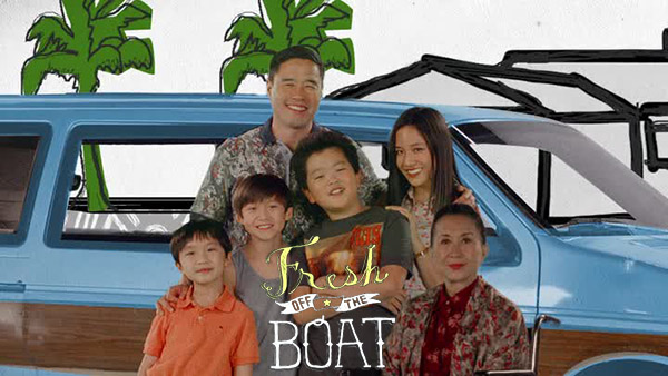 Only In Mandarin - Fresh Off The Boat - YouTube
