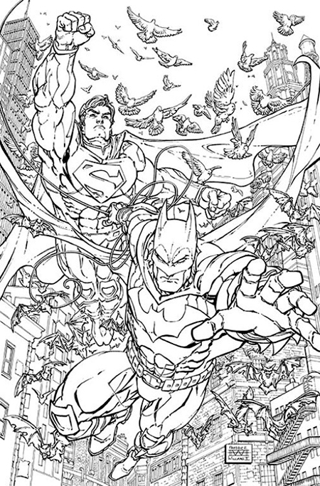 The fangirly diary of a geek girl earth s mightiest kiss for Geek coloring pages