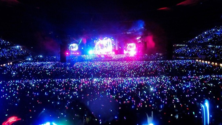 Coldplay Tour  Opener