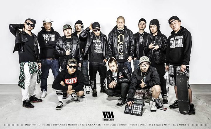 Rumbling with the Best in K-pop - YAM Magazine