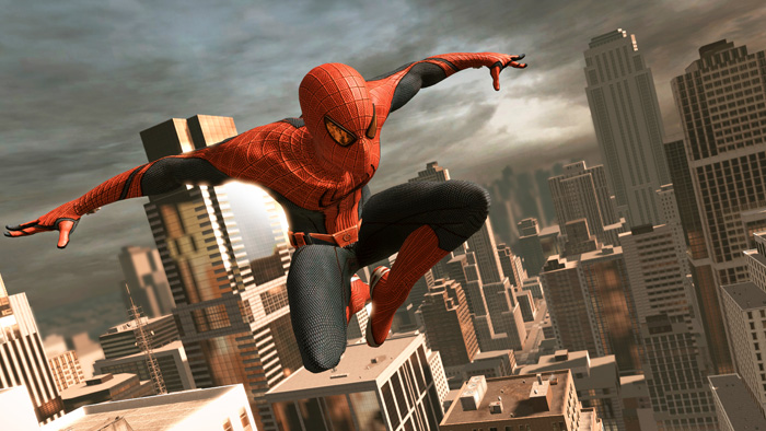 video-game-spiderman