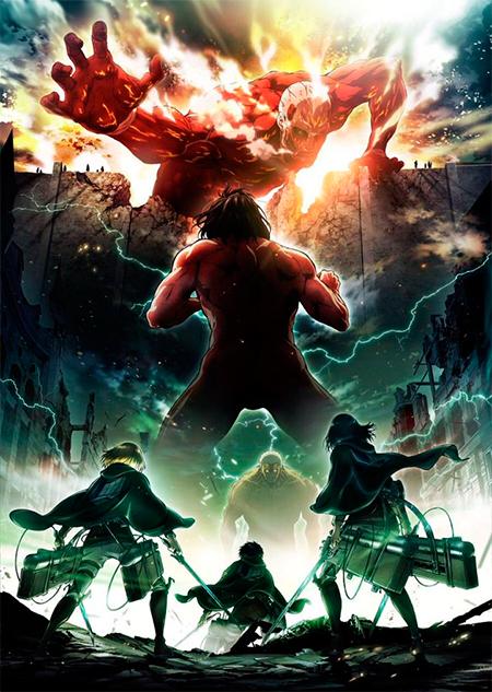 Attack On Titan Serien Stream