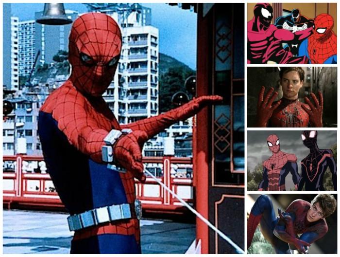 the spiderman on screen story yam magazine