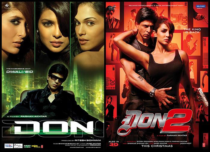 don-don2-posters-priyanka-farhan-akhtar